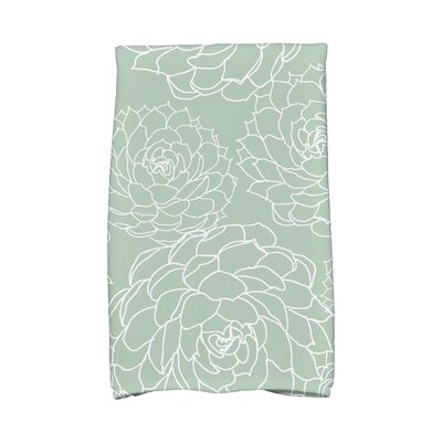Kitchen Towel Color: Green