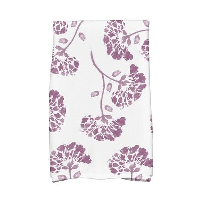 Kitchen Towel Color: Purple