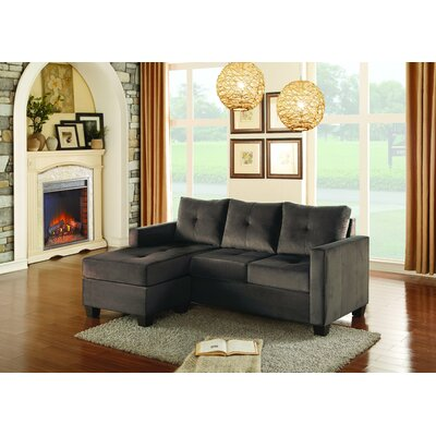 Latitude Run LATR6806 St Catherine Reversible Sectional