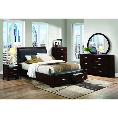 Herring Platform Configurable Bedroom Set