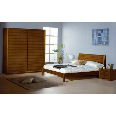 Jerome Platform Customizable Bedroom Set