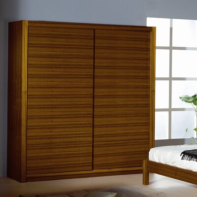 Debussy Armoire Finish: Teak