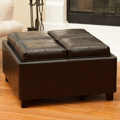 Norton Malreward Tray Top Storage Ottoman