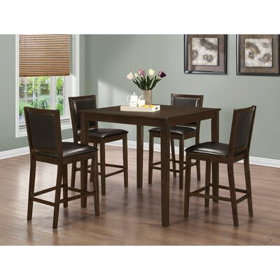 Rosedale 5 Piece Counter Height Dining Set