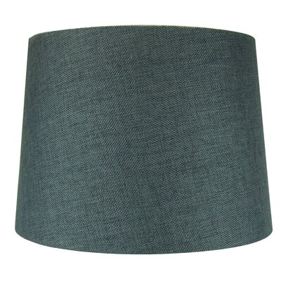 14 Metal Drum Lamp Shade Color: Gray