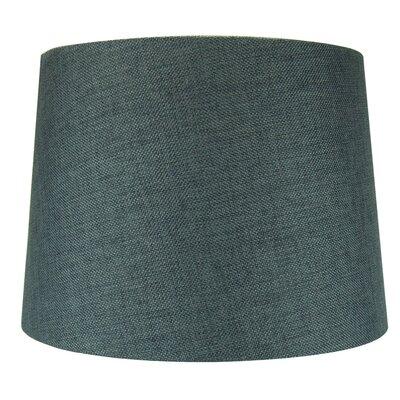 14 Metal Drum Lamp Shade Color: Gray