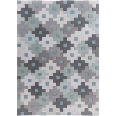 Millington Charcoal/Light Gray Area Rug Rug Size: 8 x 11