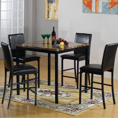 Hewish 5 Piece Dining Set