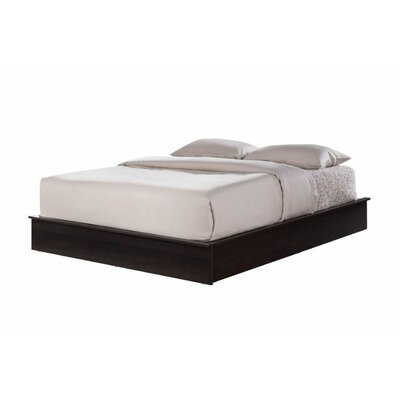 Cinnamon Lake Platform Bed Size: King