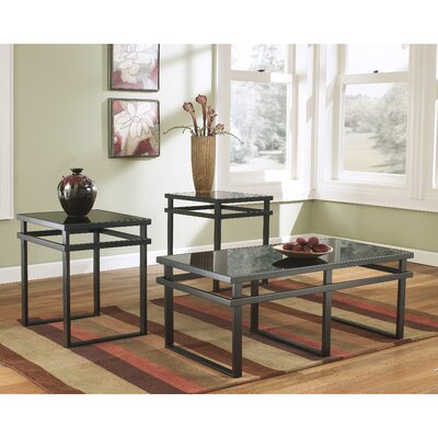 Prompton 3 Piece Coffee Table Set