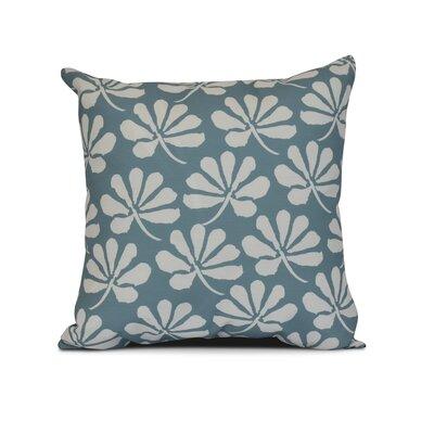 Allen Park Outdoor Throw Pillow Color: Green, Size: 18 H x 18 W x 3 D