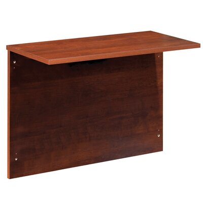 Lexington 30.4 H x 38.5 W Desk Bridge Finish: Tuscany Brown