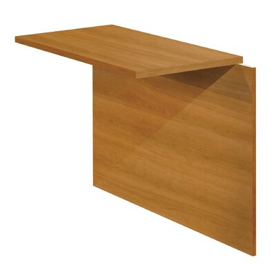 Lexington 30.4 H x 38.5 W Desk Bridge Finish: Cappuccino Cherry
