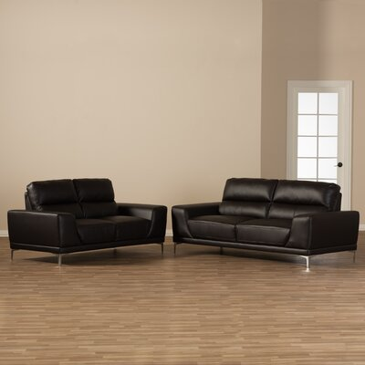 Reams 2 Piece Living Room Set