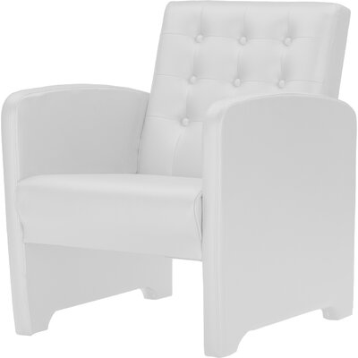 Mckean Armchair Finish: White