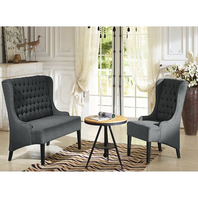 Williams 2 Piece Living Room Set