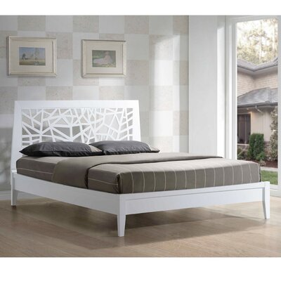 Landis Platform Bed Size: King