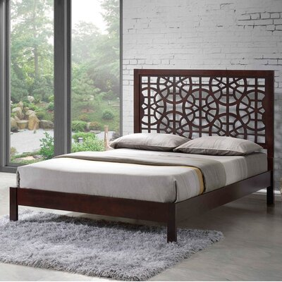 Euclid Platform Bed Size: King