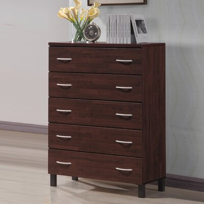 Pangkal Pinang 5 Drawer Chest