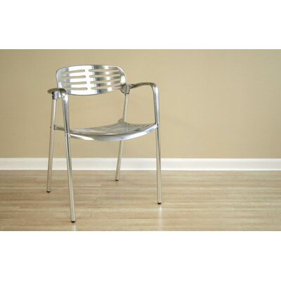 Mensae Aluminum Arm Chair