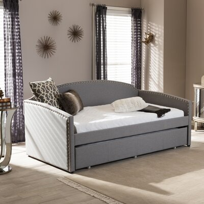 Alcantar Daybed with Trundle