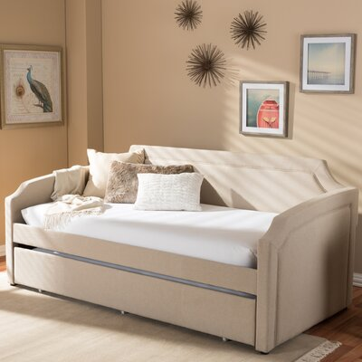 Kingswood Daybed with Trundle Finish: Beige