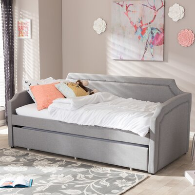 Kingswood Daybed with Trundle Finish: Gray