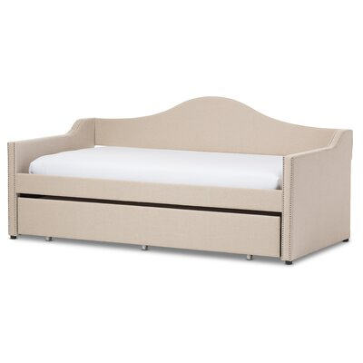 Fabian Daybed With Trundle