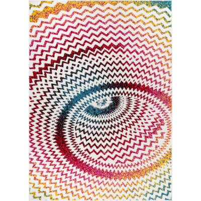 Brooksville Multi Area Rug Rug Size: Rectangle 53 x 73