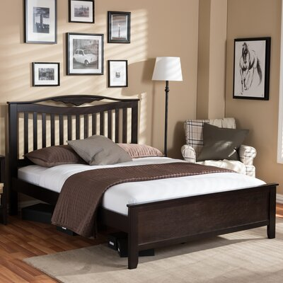 May Slat Bed Size: Full