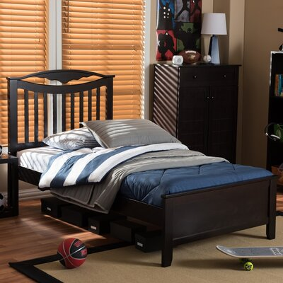 May Slat Bed Size: Twin
