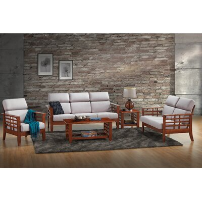 Aguon 5 Piece Living Room Set