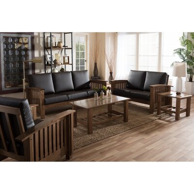 Brayan 5 Piece Living Room Set