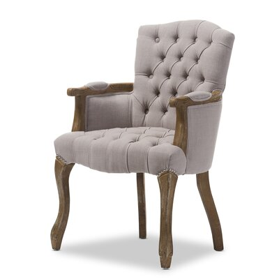 Pegasi French Provincial Armchair