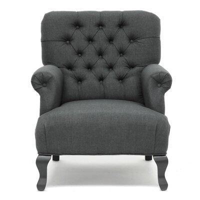Gerrell Linen Armchair