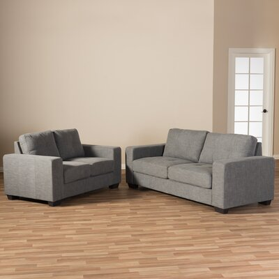 Amherst 2 Piece Living Room Set