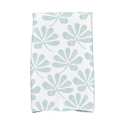 Hand Towel Color: Aqua