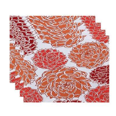 Allen Park Placemat Color: Orange