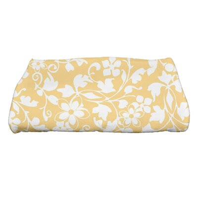 Bath Towel Color: Yellow