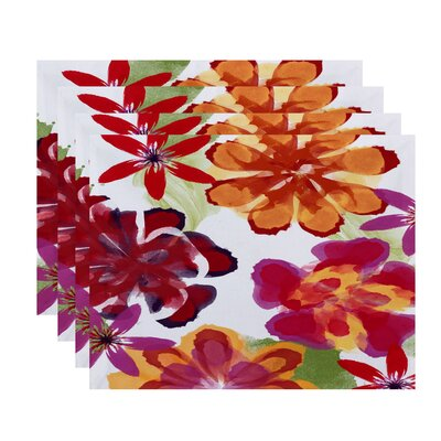 Allen Park Placemat Color: Red