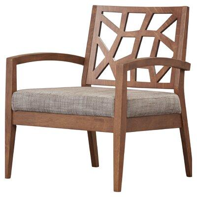 Trefann Armchair Upholstery: Grey