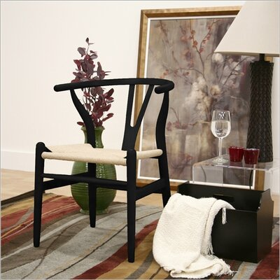 Calla Dining Chair in Black