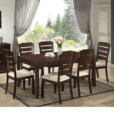 Calla 7 Piece Dining Set