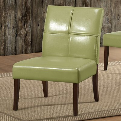 Australe Side Chair Color: Green