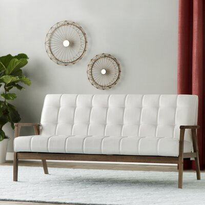 Latitude Run LATR7943 Tickenham Loveseat Upholstery