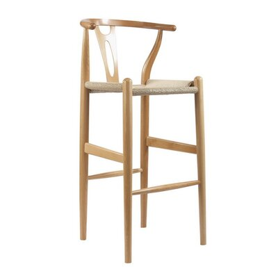 Whitford 28.5 Bar Stool Finish: Natural