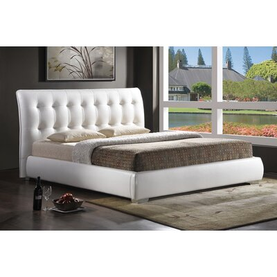 Elida Upholstered Platform Bed Size: Full