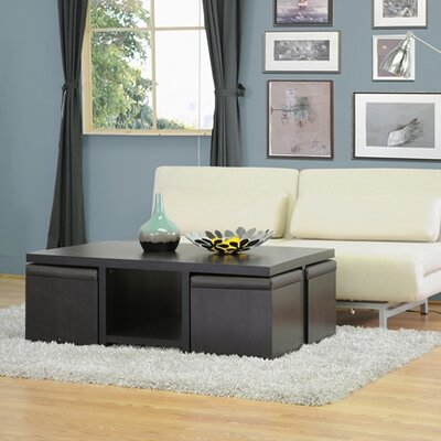 Bradley 5-Piece Coffee Table Set