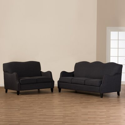 Lavinia 2 Piece Living Room Set