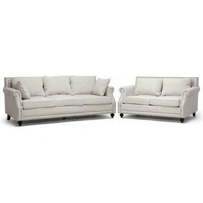 Colegrove 2 Piece Living Room Set